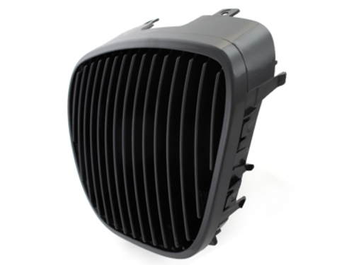 Dectane grill Seat Ibiza 6L without Emblem 02-05 black