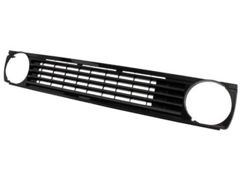 grill VW Golf II 86-93_black