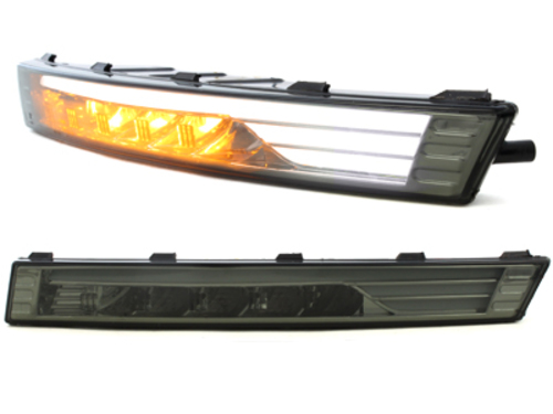 carDNA LED front indicator with position light VW Passat 3C