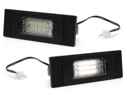 LED License Plate Light BMW E63, E64, E81, E87, E85, E86