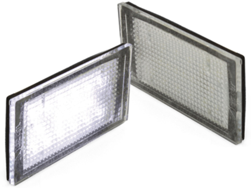 16 LED License Plate Light BMW E46 2D ( 1998 - 2003 )