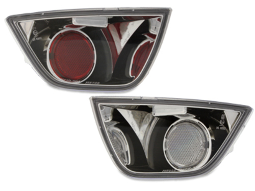 rear fog light clear Ford Focus
