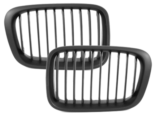 front grill BMW E46 Lim./Touring 3 series 98-01_black