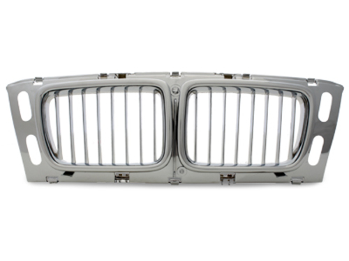 front grill BMW E34 5 series 88-95_chrome