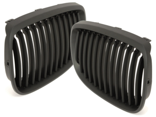 front grill BMW E92/93 3 series 06-08_black