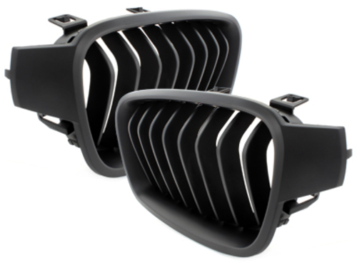 **Front grill BMW F30 3 series 12+ _ black