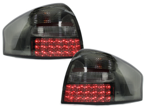 LED taillights Audi A6 97-04 smoke