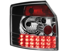 LED taillights Audi A4 B6 Avant 01-04 _ black