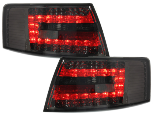 LED taillights Audi A6 4F Lim. 04-08 smoke - RA19ELS