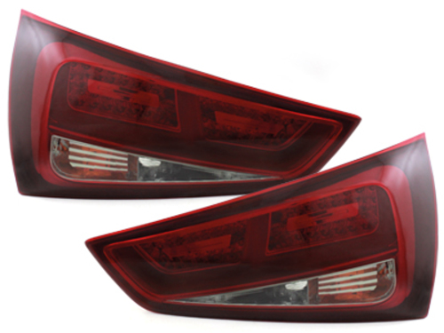**DECTANE LED taillights Audi A1 2011+_red/smoke