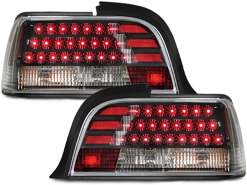LED taillights BMW E36 Coupe 92-98 _ black