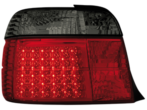 taillights BMW E36 Compact 92-98_ red/crystal