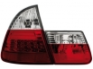 LED taillights BMW E46 Touring 01-06 _ red/crystal