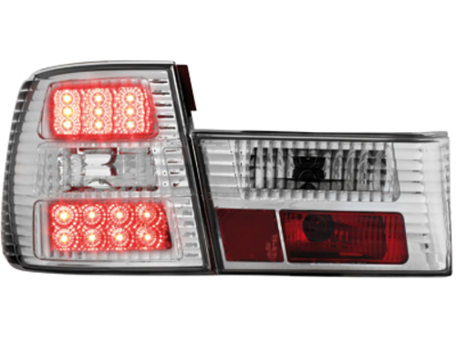 LED taillights BMW E34 Lim. 85-95 _ crystal