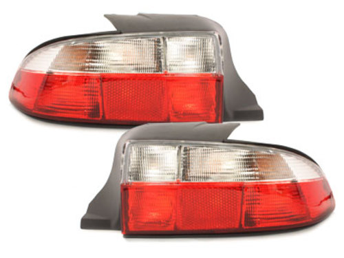 taillights BMW Z3 96-99 _ red-white