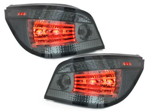 LED taillights BMW E60_04.03-03.07 _ red/black