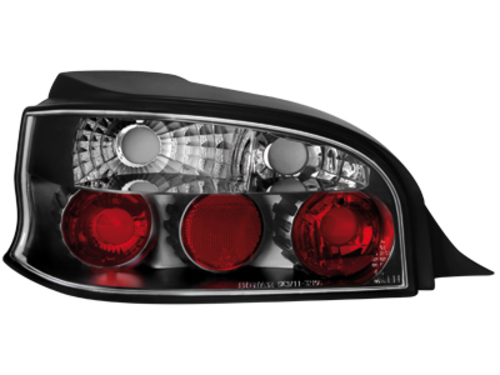 taillights Citroen Saxo 96-00 _ black