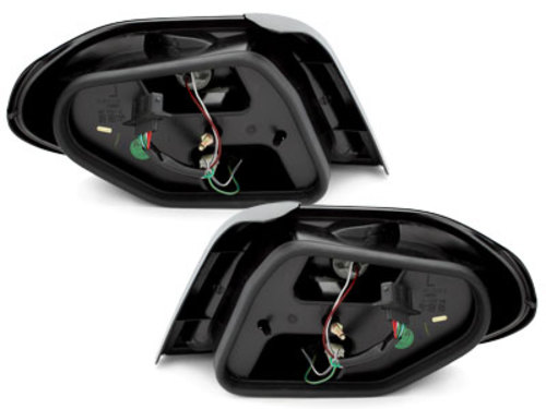 LED taillights Citroen Xsara 97-00  crystal