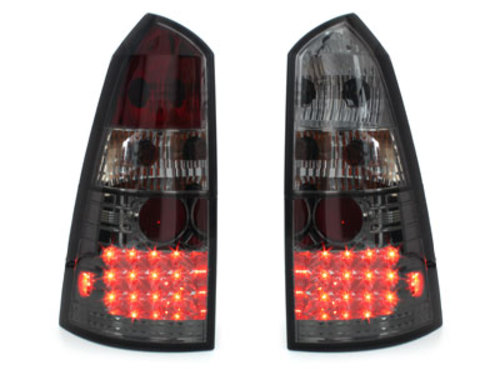 LED taillights Ford Focus Turnier 99-05 _ black