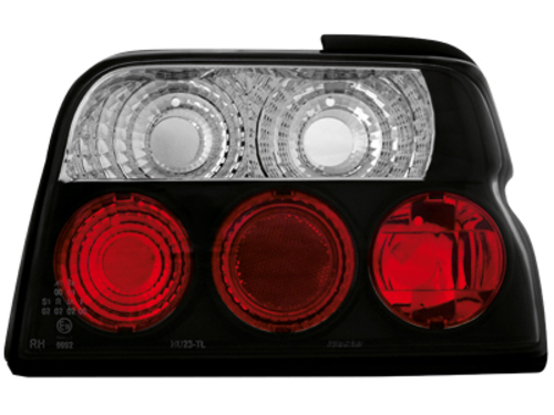 taillights Ford Escort MK5 90-93 _ black