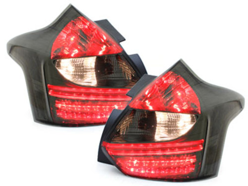 LED taillights suitable for FORD Focus 2011+ smoke