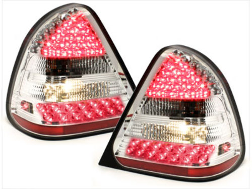 LED taillights Mercedes Benz C-class W202 94-00