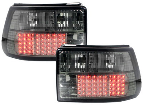 LED taillights Opel Astra F 91-97_black