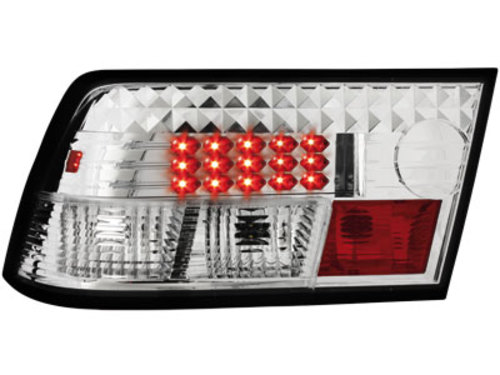 LED taillights Opel Calibra 90-98 _ crystal