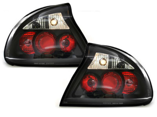 taillights Opel Tigra 94-00 _ black