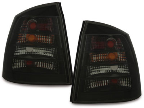 taillights Opel Astra G Coupe/Cabrio 98-04_ smoke