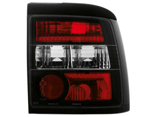taillights Opel Vectra A 92-94 _ black