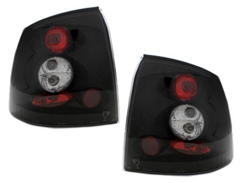taillights suitable for OPEL Astra G Lim. 98-04 _ black