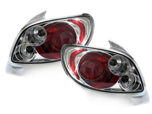 taillights Peugeot 206 98-09
