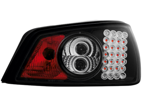 LED taillights Peugeot 306 92-96 _ black