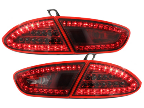 LITEC LED taillights Seat Leon 09+_1P1_red