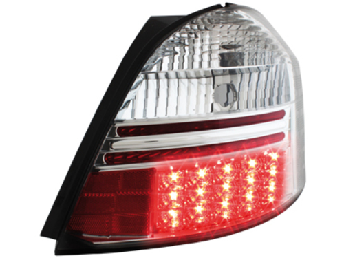 LED taillights Toyota Yaris 05+ _ rcrystal