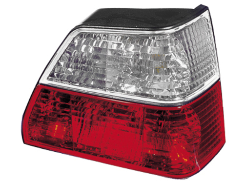 taillights VW Golf II 83-92_red/crystal