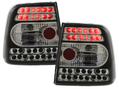 LED taillights VW Passat 3B Lim. 97-01 _ black