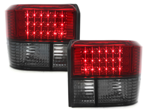 LED taillights VW T4 90-03_smoke/red