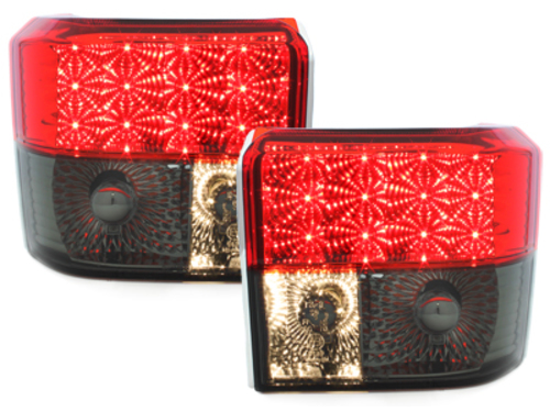 LED taillights VW T4 90-03_red/smoke