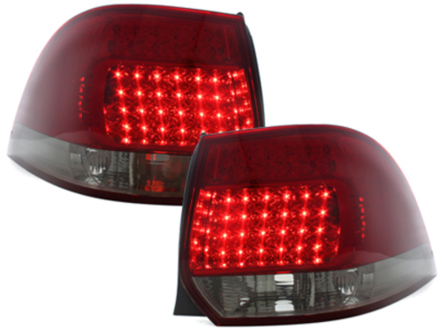 LED taillights VW Golf Variant V 03-07/ VI 08+ red/smoke