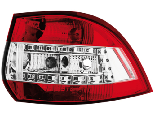 LED taillights VW Golf V/VI  Variant 03.07+_ red/crystal