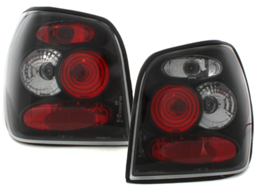 taillights VW Polo 6N2 99-01_black