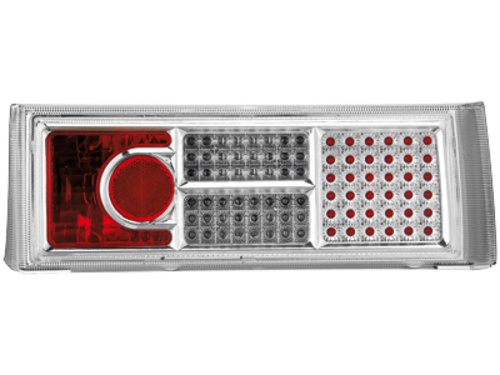 taillights VW Golf I 81-83 _ LED Optik _ crystal