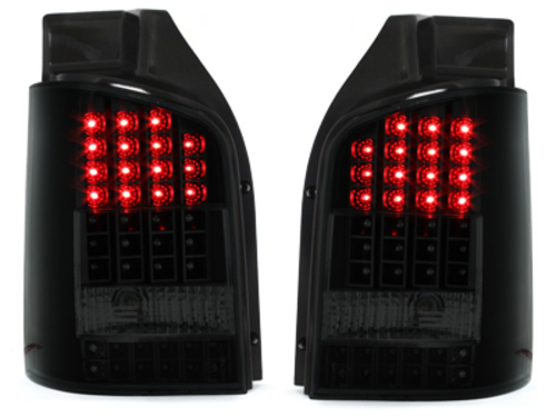 LED taillights VW T5 03-12/09_LED indicator_black