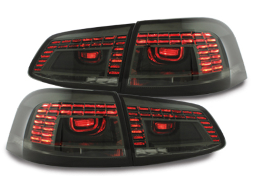 LED taillights VW Passat 3C GP 2011+ smoke