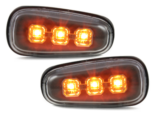 LED side marker Opel Astra G, Zafira A _black