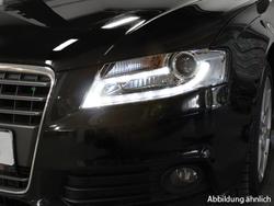 Audi A4 B8 8k 08 11 Led Daytime Running Light Headlights Facelift