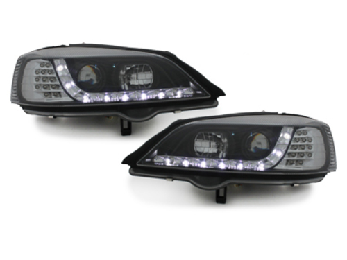 DAYLINE headlights Opel Astra G 98-04 _drl-optic
