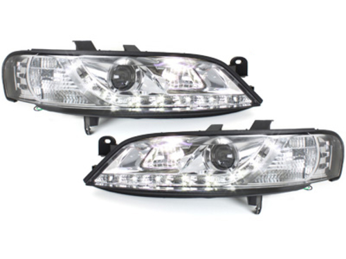 DAYLINE headlights Opel Vectra B 96-99 _ drl optic